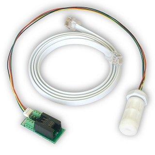 Czujnik wilgotności, temperatury i ciśnienia BME280 + splitter 1Wire (RJ12) - do kontrolera LAN LK3