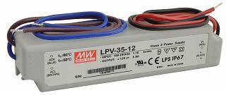 Zasilacz MeanWell LPV-35-12 12V 3A 36W IP67