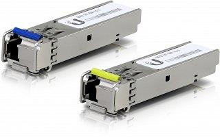 Moduł SFP Ubiquiti Networks UF-1G-S WDM, 1.25Gbps - zestaw 2szt.