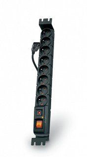 Listwa zasilająca Acar S8 FA Rack IEC - 3m