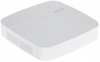 Kamera IP Dahua EZ-IP NVR1B08 - 8-kanałowy, do 8Mpix, H.265+, 1xSATA, P2P
