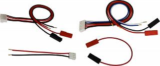 Zestaw przewodów Pulsar PKAZ041 - do zasilaczy MeanWell PSC