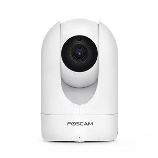 Kamera IP Foscam R2M - 2Mpix, WiFi, P2P, podczerwień, obrotowa (PT), karta SD