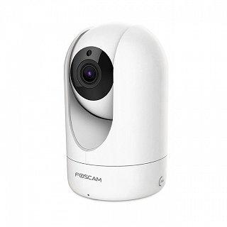 Kamera IP Foscam R4M - 4Mpix, WiFi, P2P, podczerwień, obrotowa (PT), karta SD