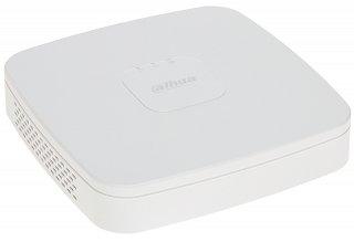 Rejestrator IP Dahua NVR4108-P-4KS2 - 8-kanałowy, switch PoE 4-portowy, do 8Mpix, H.265+, 1xSATA, P2P