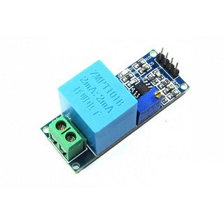 Moduł transformatora napięciowego ZMPT101B do Kontrolera LAN LK3