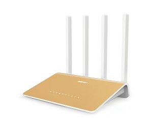 Router Netis 360R - Gigabit LAN, 802.11ac, port USB, metalowa obudowa