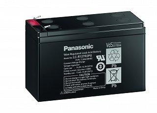 Akumulator bezobsługowy Panasonic LC-R127R2PG (12V 7,2Ah)
