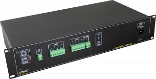 Zasilacz buforowy rack Pulsar RUPS812P 13,8Vdc/8x1A/PTC - do 8 kamer HD