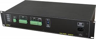 Zasilacz buforowy rack Pulsar RUPS812T 13,8Vdc/8x1A/TOPIC - do 8 kamer HD