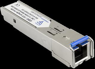 Moduł SFP miniGBIC Pulsar GBIC-103 WDM, TX1310, 1.25Gbps, SM, SC, 20km, DDM