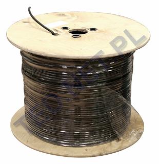 Kabel FTP Madex kat. 5e Outdoor 500m (zewnętrzny, żelowany)