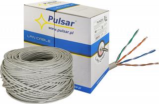 Kabel UTP Pulsar PU-NC201 kat. 5e 305m (24AWG)