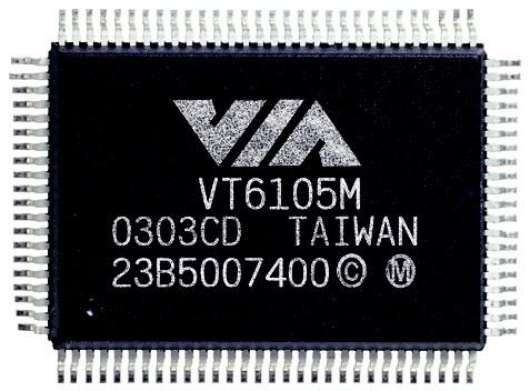 VIA VT6105M